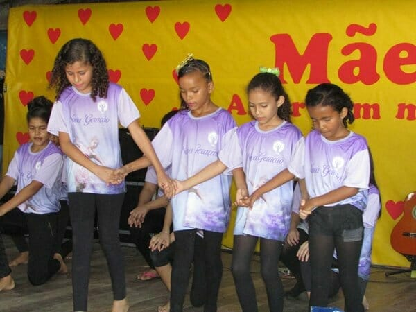 Mothers Day Dance Group